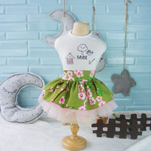 Glamorously Adorable Dress For That Special Little Fur Baby