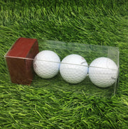 Personalized Custom Photo golf balls - Photo on one side and text on the other - Excellent Quality!  Funny Sayings!