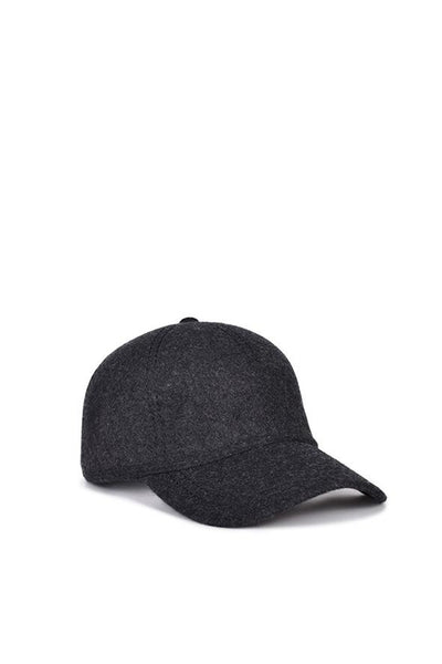 Sarah J Curtis Baseball Cap - Grey