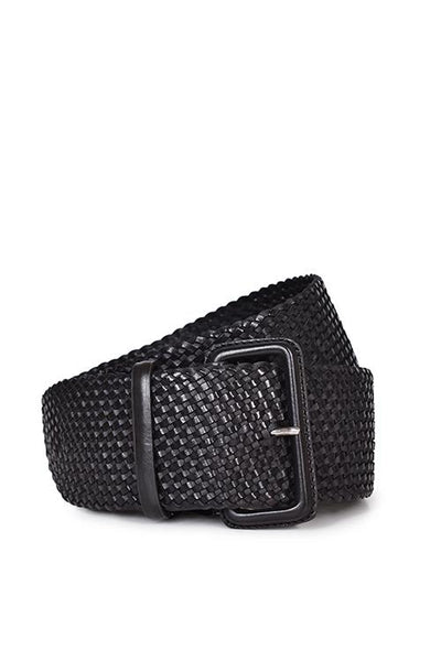 Husk Wide Braided - Black