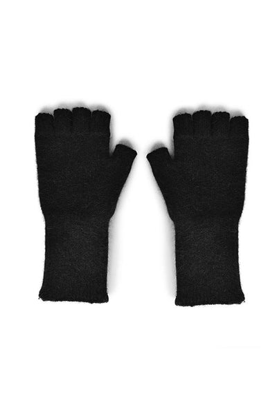 Cottage Industry Fingerless Glov - Black