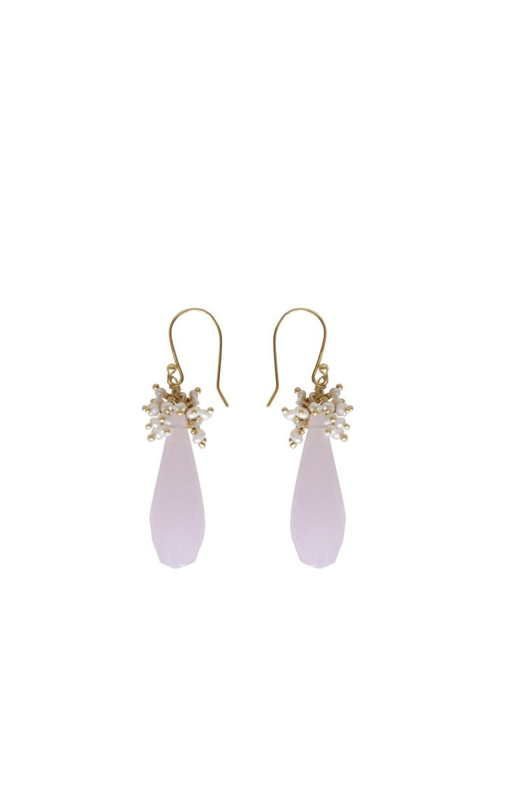 Husk Jewellery Rose Quartz