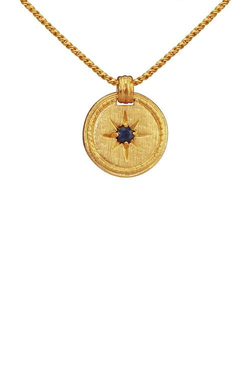 Temple Of The Sun Stella Necklace