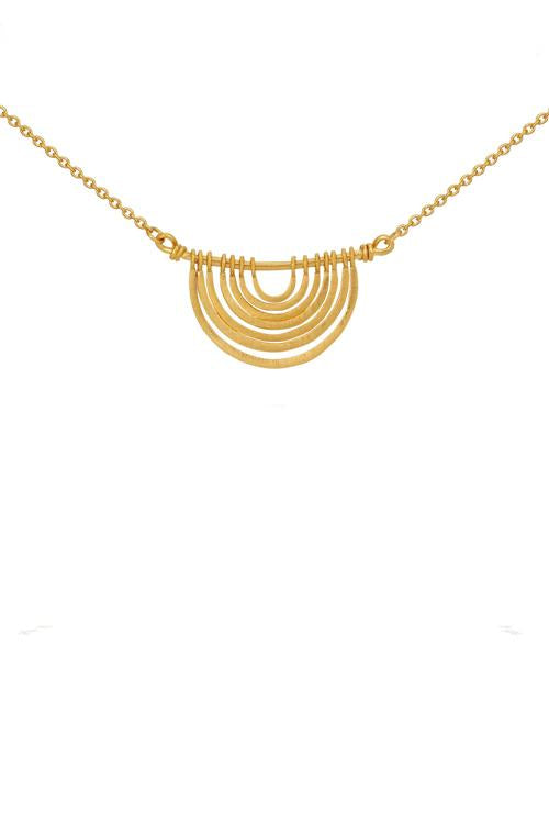 Temple Of The Sun Baye Necklace