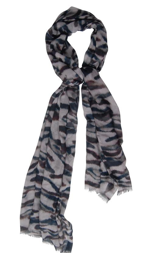 Husk Accessories Tiger-Noir Scarf