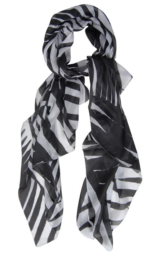 Husk Accessories Zebra Scarf