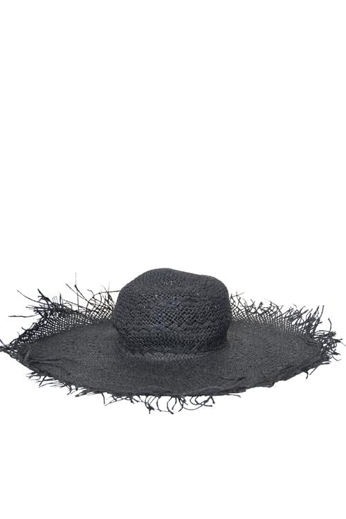 Husk Accessories Black Sunhat