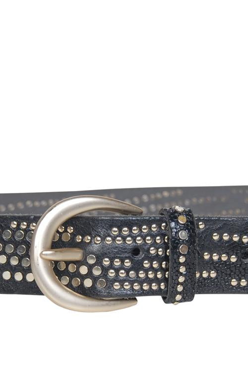 Husk Accessories Wave-Stud Belt