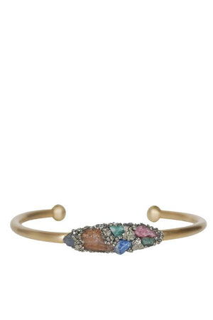 Marly Moretti Multi-Colour Cuff