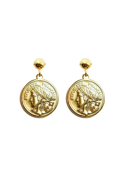 Cloverpost Sprint Earrings
