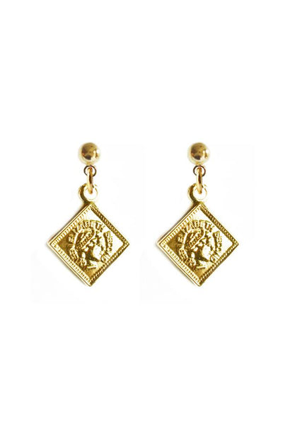 Cloverpost Gate Earrings