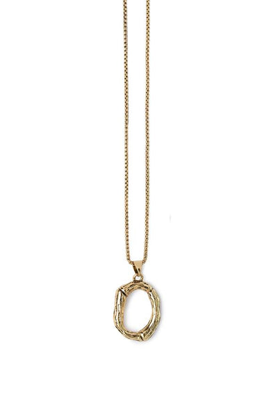 Kitte Initial Necklace