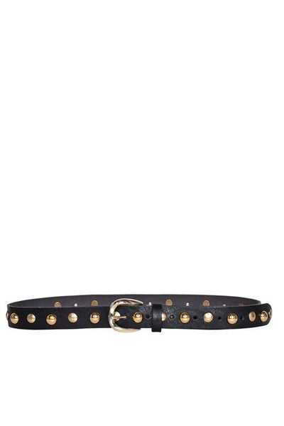 Husk Stud Belt - Black
