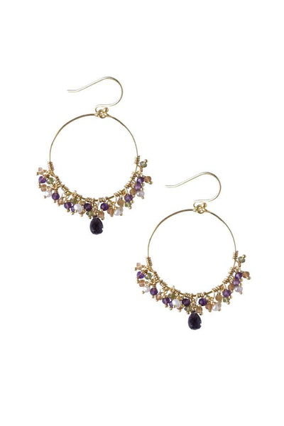 Husk Juliette Earrings