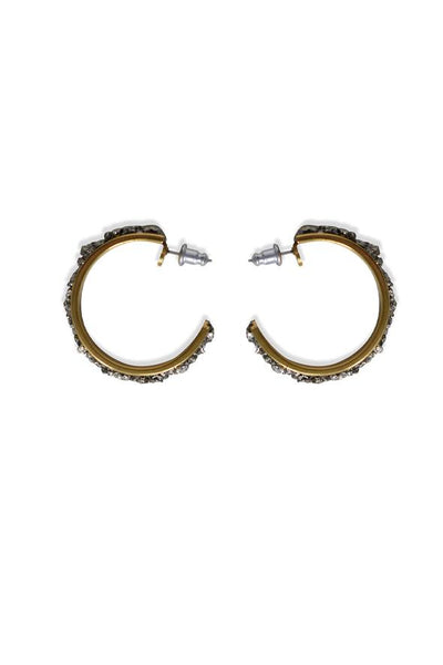 Marly Moretti PYRITE02 EARRING
