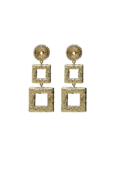Luv Aj Ceasar Earrings