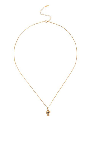 Chan Luu Onyx Necklace