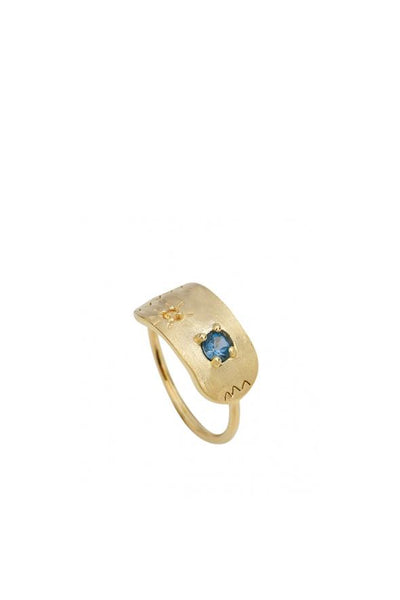 Louise Hendricks Tania Ring - Gold