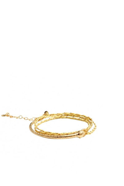 Louise Hendricks Tina Bracelet - Yellow