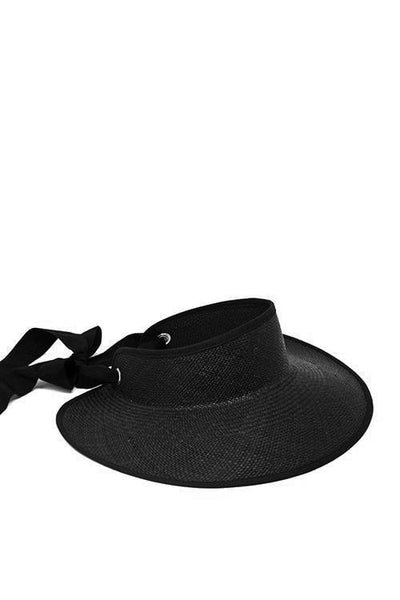 Sensi Studio Long Brim - Black