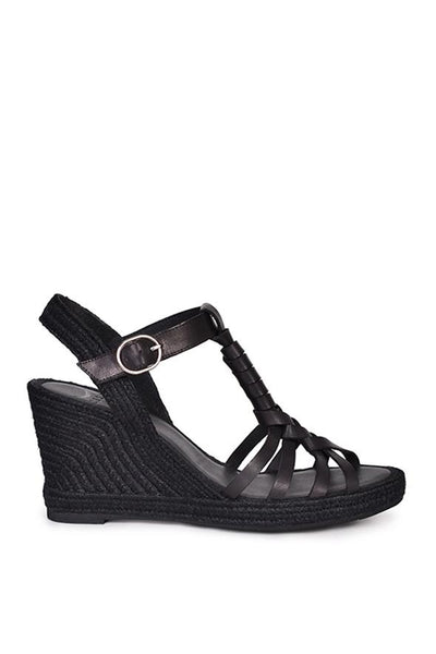 Husk Island Wedge - Black
