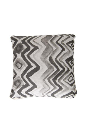 Bonnie & Neil Chvron Cushion