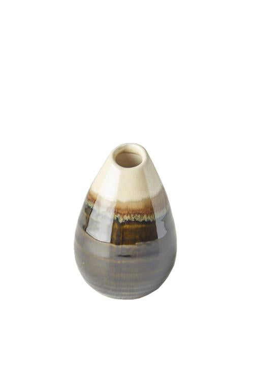 Husk Home Teardrop Vase