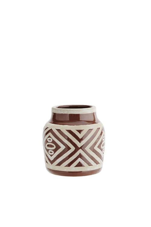 Husk Home Ceramic Vase B
