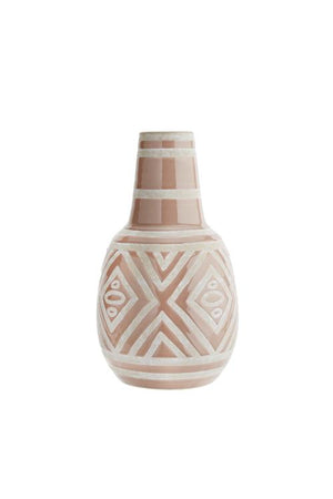 Husk Home Ceramic Vase D