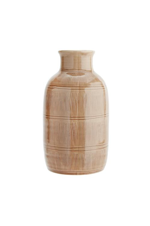 Husk Home Ceramic Vase