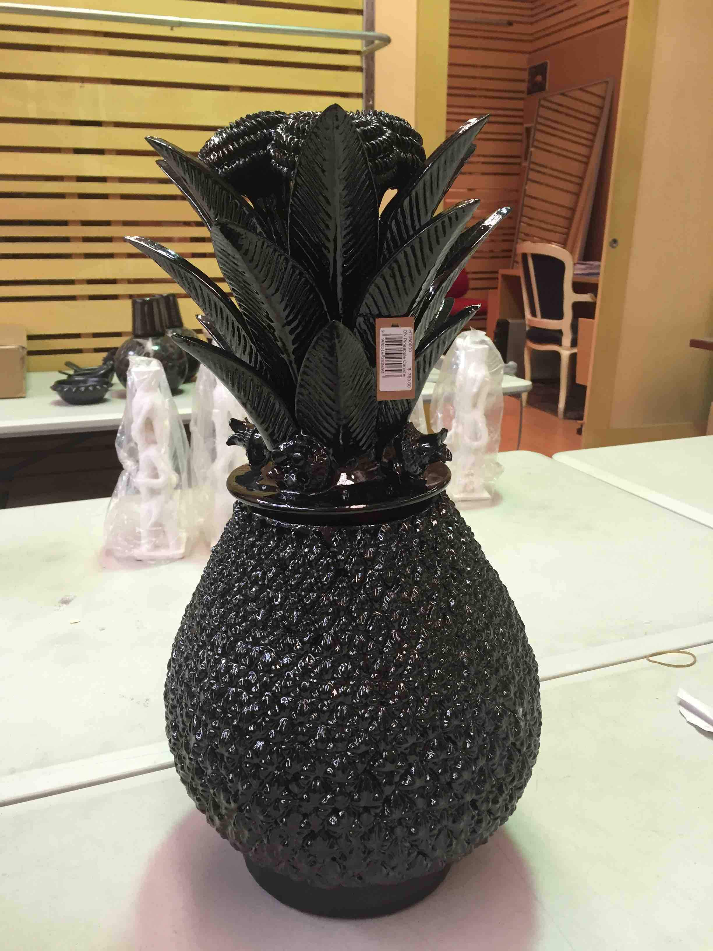 Husk Home Pineapple Canister