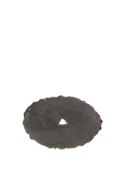 Anne Ronjat CHARCOAL OVAL