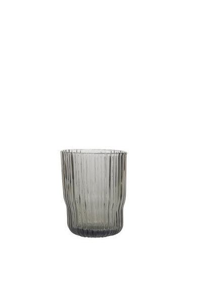 Husk Grey Drinking-Glass
