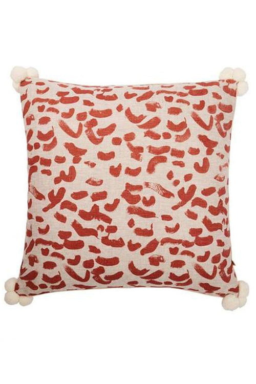Bonnie & Neil Leopard Cushion