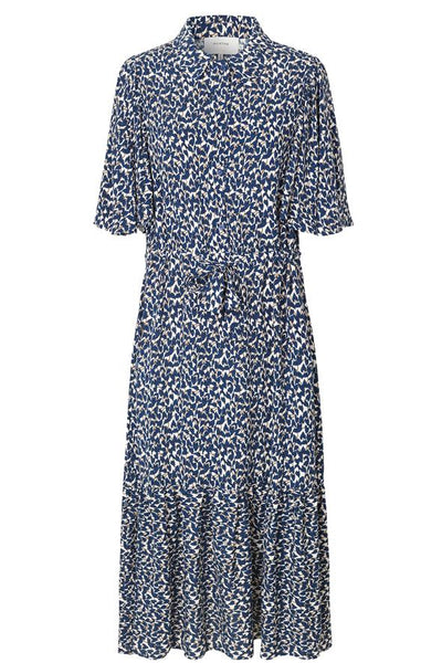 Munthe SORBUS DRESS - Indigo