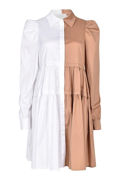 Munthe Tyrone Dress - White