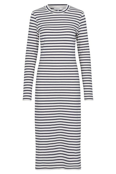 Munthe Tiki Dress - Stripe