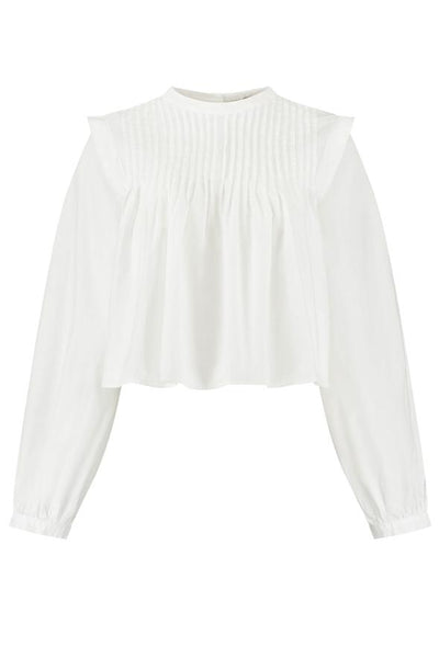 Rough Studios Brynlee Blouse - White