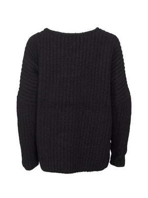 Thom Krom Crop Sweater