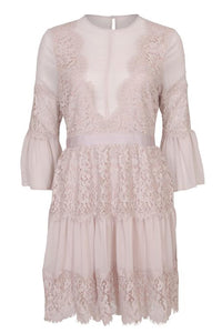 Perseverance Lace Panelled
