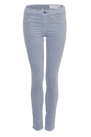 Rag and Bone Skinny Velvet