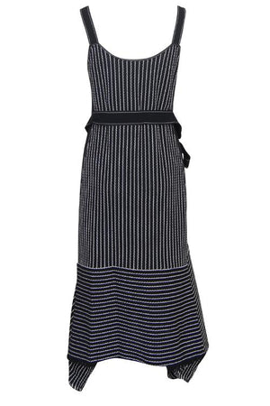 10 Crosby Derek Lam        V-Nck-Cami Dress