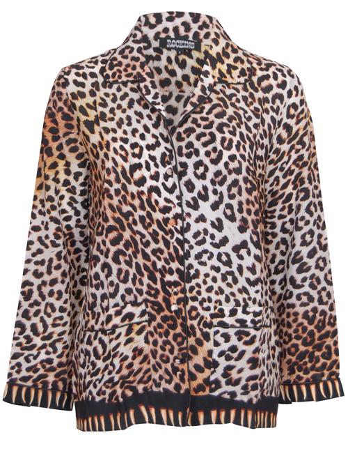 Rockins Leopard Top