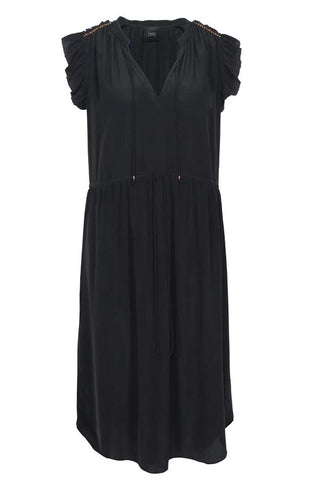Husk Fringe Dress
