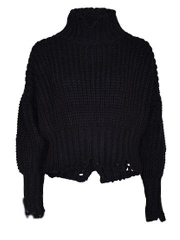 Thom Krom T-Neck Jumper