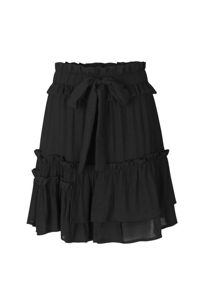 Munthe Mood Skirt - Black
