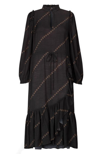 Munthe Ludvig Dress - Black
