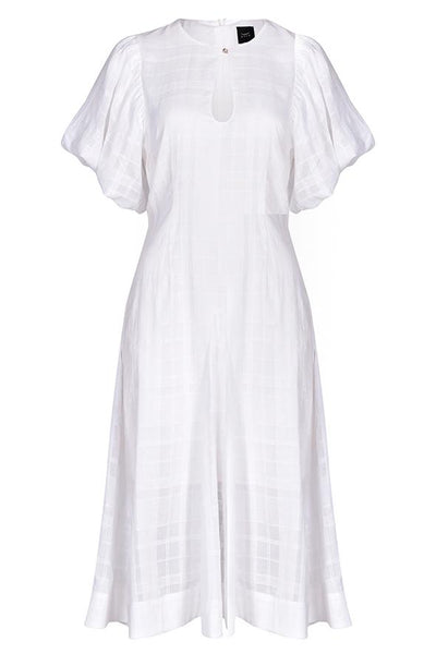Husk Freedom Dress - White