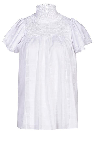 Husk Freedom Top - White