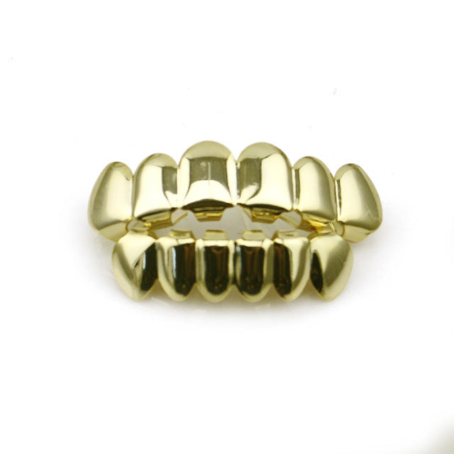 Real Blingy Grillz - The Classic Set - Tops + Bottoms